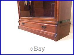 4 Tier Globe Wernicke Bookcases Early 20th Century Rare Library Bookcase