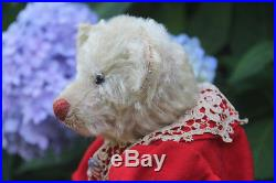 ANTIQUE RARE EARLY AMERICAN HECLA TEDDY BEAR c1906 AN EXCEPTIONAL BEAUTY