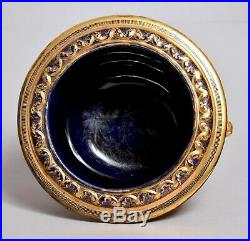 A Rare Antique Early Masons Ironstone Mazarine Fruit Cooler C. 1820