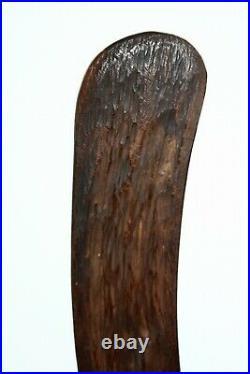 Aboriginal Early'nik Nik' Boomer/club. Rare. W. A