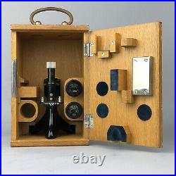 Antique / Vintage Zeiss A. Roth Tele-Microscope Early Version Extremely Rare
