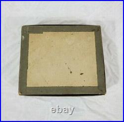 Antique Vtg Early 1900s Aluminum Medical Rectal Anal Dilators Set Oddities Rare