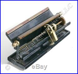Antique ca. 19th/20th Century Rudolf Jung Heidelberg Sledge Microtome Rare Early
