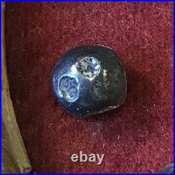 Collection Of Rare And Unusual Antique Scottish Silver And Other Buttons
