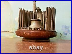 D. R. G. M Antique Domed Staking Set Early 1900s Rare