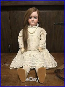 EARLY STUNNING! Antique German Heinrich Handwerck Rare 99 DEP H 5 ½ Doll 27
