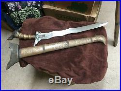 Early 20th Century Philippine Antique Kris (Sword) Rare Military Memorabilia