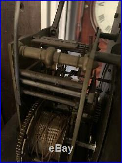 Early Rare John Whitehurst Congleton Derby Longcase Grandfather Long Case Clock