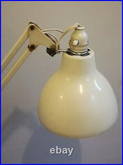Herbert Terry 1208 Anglepoise Lamp'Rare' Early Vintage all original