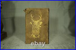 Lady of the Lake rare antique old little small book early edition 1838