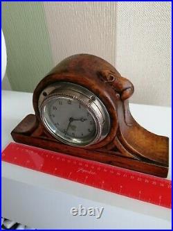 Mouseman rare early clock