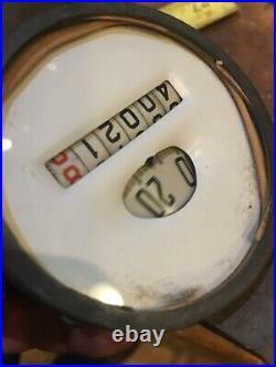 Original 1910-20 -30 Early Speedometer Antique Vintage Auto OEM Model Northeast