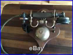 Original Victorian Early telephone The Magnet Very Rare