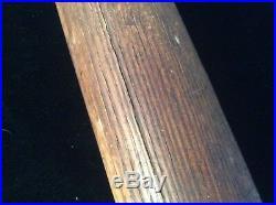RARE Antique Early 1910s A. J. Reach World Series No 105 Model Baseball Bat 34.5