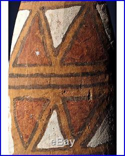 RARE Early 20th c. Aboriginal QUEENSLAND RAINFOREST SHIELD North Australia