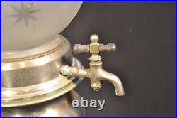 RARE! Very Early Antique Albert Pick Co Hot Soda Dispenser Fountain