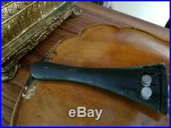 RARE early 1900's Piecrust violin English or German antique