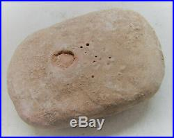 Rare Ancient Near Eastern Clay Tablet With Early Form Of Writing 3000-2000bce