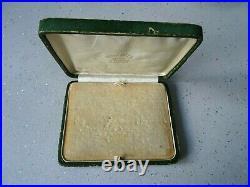 Rare Antique Early Marius Hammer Gilded Silver & Enamel Collar & Brooch Parure