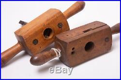 Rare Antique Early Screw Box & Tap Die Buck Marples Ibbotson Andrews Threading