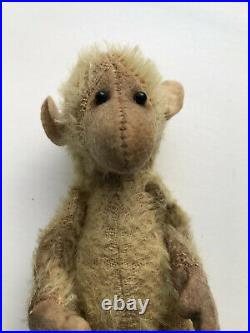 Rare Antique Farnell WWI Soldier Monkey Bear Mascot c early 1900s