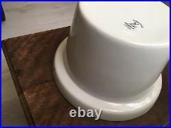 Rare Antique Vintage Primitive Commode Toilet Est. Early 1800s With Bean Pot