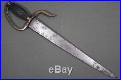 Rare Chinese short sword called paidao China, 2nd half 19th early 20th
