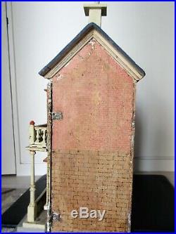 Rare Early Antique German Gottschalk Dolls House