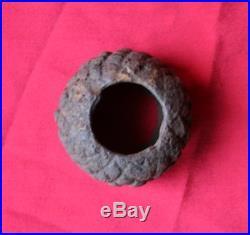 Rare Early Crusades Era 12th. C Iron Mace