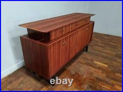 Rare Early G Plan E Gomme Sideboard Media Unit 1950s Retro Mid Century Modern