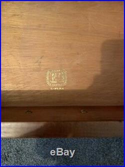 Rare Early G Plan E Gomme Teak Sideboard Mid Century Bi Fold Doors Danish Style