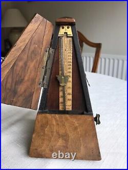 Rare Early Victorian Metronome By R Cocks & Co, 6, New Burlington St, London
