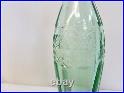 Rare Error Vintage Antique Coca Cola 6.5 Fl Ounce Glass Bottle Early 1900's