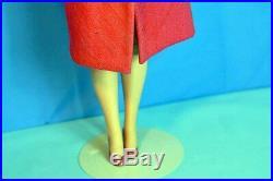 Rare HTF Flirty-eyed early 1960s Italian fashion doll Sonia Ottolini Marked VGC