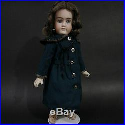 Rare and early, articulating, doll body by Jumeau EJ. Circa 1876