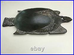 TAMI ISLANDS rare figurative bowl early 20th c PNG Sepik fine tribal art