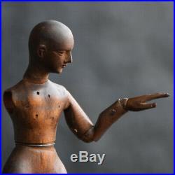 Very Rare Early 19th Century Miniature Artist Lay Figure